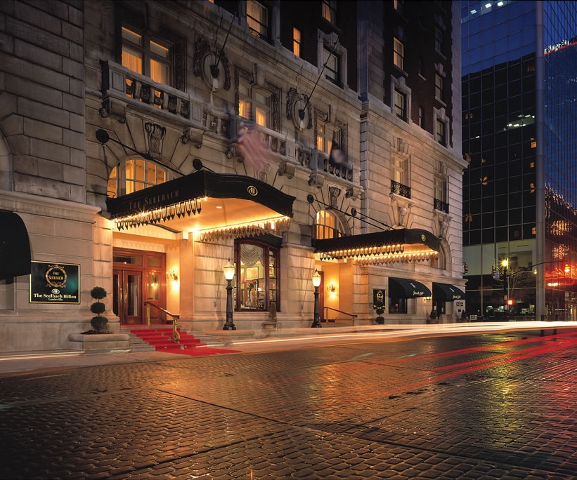The Seelbach Hilton: The Beginning