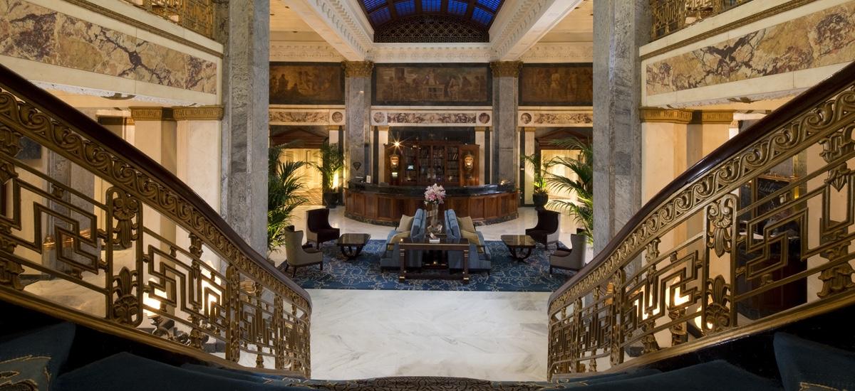 The Seelbach Experience The Seelbach Hilton